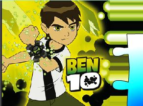 Ben 10 Yapboz