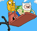 Finn ve Jake Tırmanış