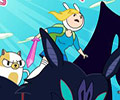 Adventure Time Fionna Dövüşüyor