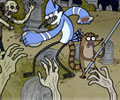 Regular Show Zombi Savaşı