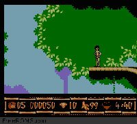 Jungle Book atari oyunu Görselleri
