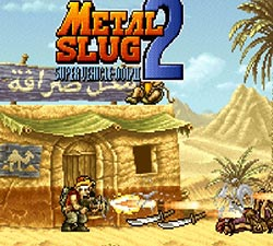 Metal Slug 2 Görselleri