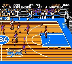 Tecmo NBA Basketbol